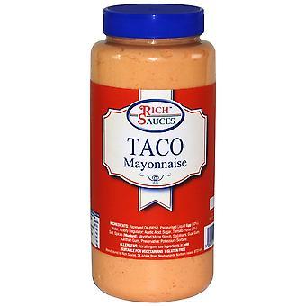 Rich Sauces Taco Mayonnaise