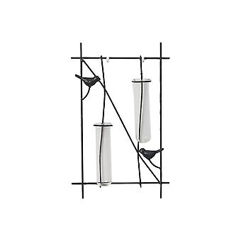 New Creative Home Wall Iron Decoration Square