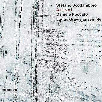 Stefano Scodanibbio - Alisei [CD] USA import