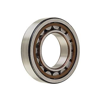 NSK NU202W Single Row Cylindrical Roller Bearing