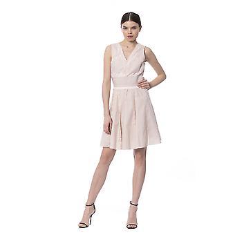 Silvian Heach Hazelnut Dress SI992464-XS