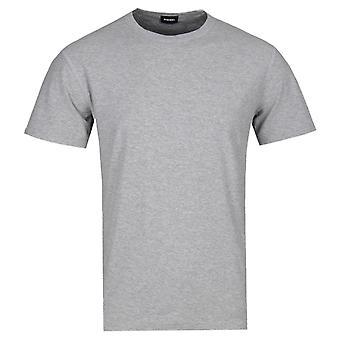 Diesel T-Terence Maglietta Grey T-Shirt
