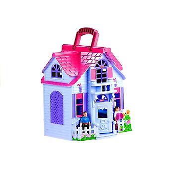 Puppenhaus Mini Villa Mein Zuhause