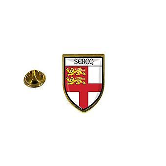 pine pine pine badge pine pin-apos;s souvenir city flag country coat of arms sercq