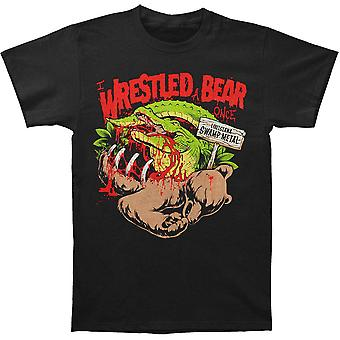 Camiseta de Iwrestledabearonce Swamp Metal