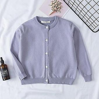 Girl Cartoon Print Sweaters Long Sleeve Autumn Children Clothes For Boy Girl Set-2