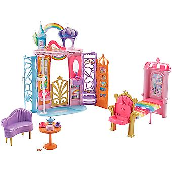 Barbie Dreamtopia Portátil Castle Dollhouse