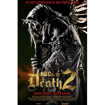 ABCs of Death 2 Movie Poster Print (27 x 40)