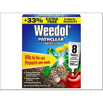 Miracle Weedol Pathclear 6+2 Tubes