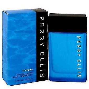 Perry Ellis Pure Blue By Perry Ellis Eau De Toilette Spray 3.4 Oz (men) V728-544918