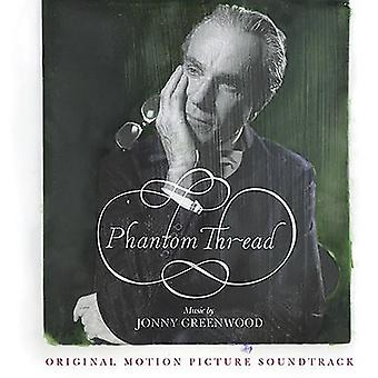 Jonny Greenwood - Phantom Thread - O.S.T. [CD] USA import