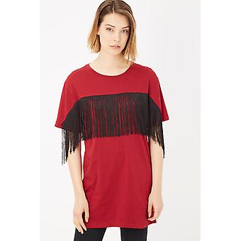 Please Rosso Red Tops & T-Shirt