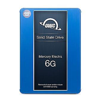 Owc 500 غيغابايت الزئبق كهربا 6g ssd 2.5 & quot; المسلسل أتا 7mm محرك الأقراص الصلبة،