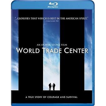 Importação do World Trade Center [Blu-ray] EUA