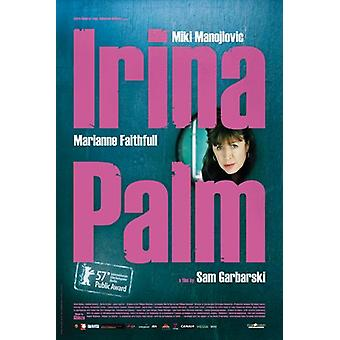 Affiche du film Irina Palm (11 x 17)