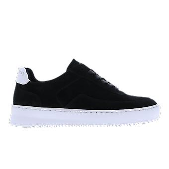Filling Pieces Mondo Perforated Black 46720101861 shoe