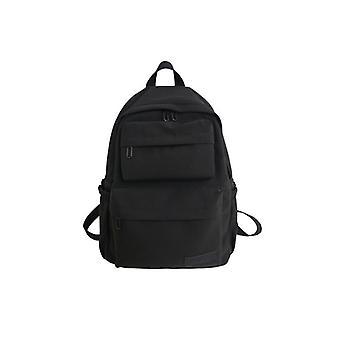 Nylon Waterproof Backpack And School Bags For Teenage Girs Female Travel