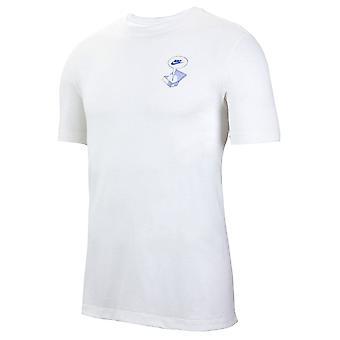 נייקי Ftwr Dstrd BM CT6868100 אוניברסלי כל השנה גברים חולצת טריקו