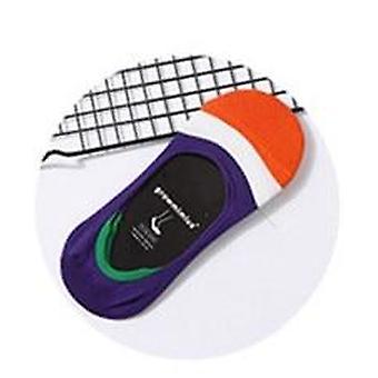 New Silicone Invisible Non-slip Summer Slipper Socks