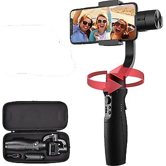 Smartphone Gimbal Stabilizer 3-axis Handheld Compatible
