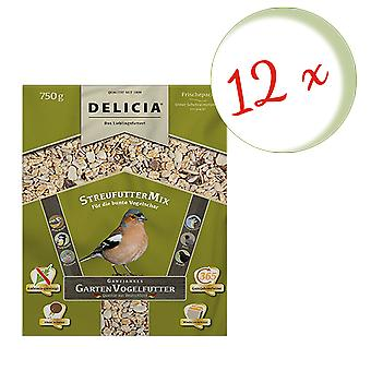 Sparset: 12 x FRUNOL DELICIA® Delicia® Spreader Mix, 750 g
