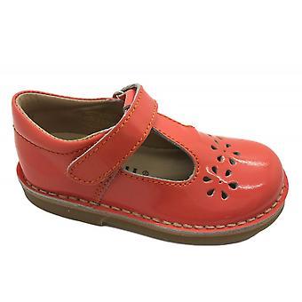 PETASIL Tbar Shoe Cecily Coral