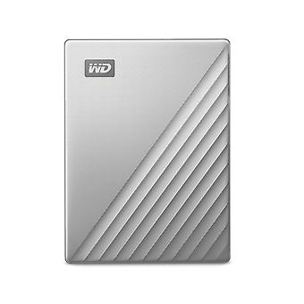 Wd 5 tb my passport ultra for mac portable hard drive - time machine ready with password protection
