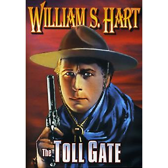 Toll Gate (1920) [DVD] USA import