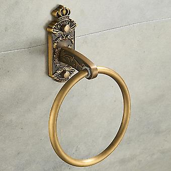 Nail Free Towel Ring - Classic Bathroom Accessories