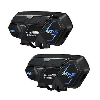 M1-s プロ オートバイ ヘルメット インターホン ヘッドセット
