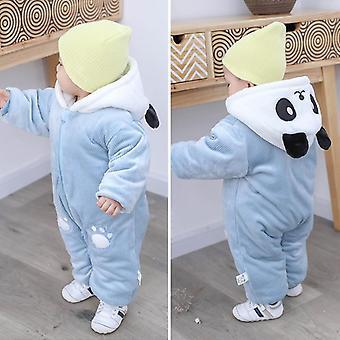 Fashion Winter Overalls Baby Clothes Hoodies, Newborn Jumpsuit / Snowsuit Coats