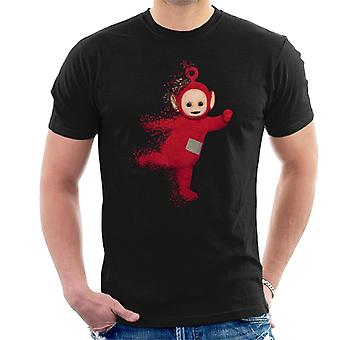 Teletubbies Po Fading Men's Camiseta