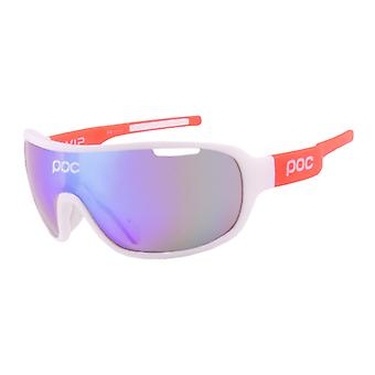 Polariserade sportsolglasögon med 4 utbytbara linser, cykelglasögon