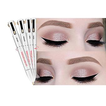 Waterproof  Eyebrow Pencil Pen Beauty Makeup Cosmetic Tool Tslm1
