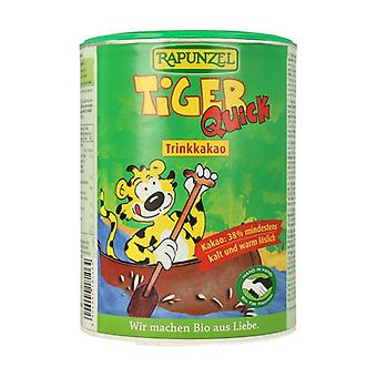 Cocoa Powder Tiger Quick Instant 400 g of powder