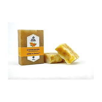 Natural soap with calendula 100 g