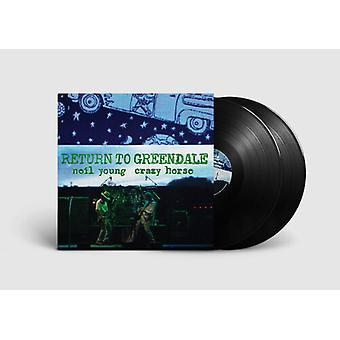 Young,Neil & Crazy Horse - Palaa Greendaleen [Vinyyli] Usa:n tuonti