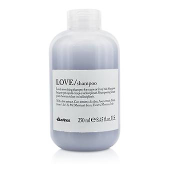 Davines Love Shampoo (Lovely Smoothing Shampoo For Coarse or Frizzy Hair) 250ml/8.45oz