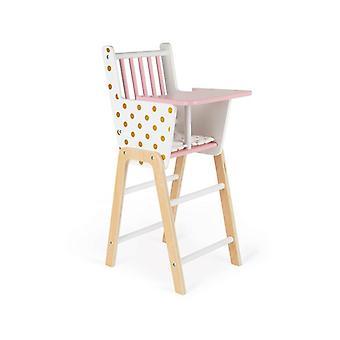 Chaise haute chic de sucrerie de Janod