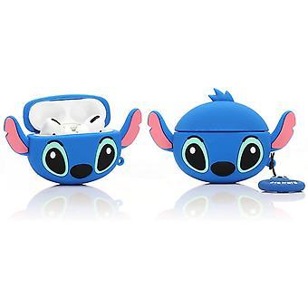 Silikonové pouzdro kompatibilní s Airpods Pro [DSN Animation Avatar Design] (Big Ear Stitch)
