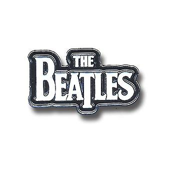 Beatles märket vit släppa T klassiska Band Logo nya officiella metall Lapel Pin