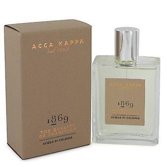 1869 Eau de cologne spray by acca kappa 542450 100 ml