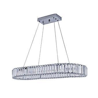 Modern K9 Crystal Led Chandelier Lights
