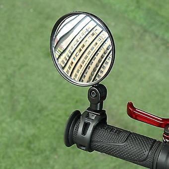 Espelho angular retrovisível moderno da bicicleta com rotação de 360 graus