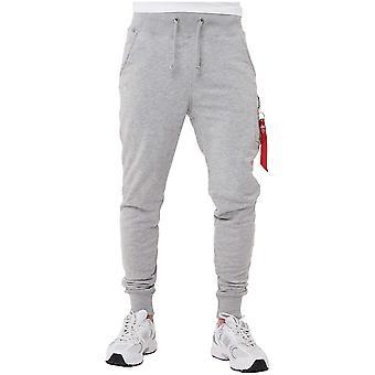 Alpha Industries Xfit Slim Cargo 17833317 universal all year men trousers