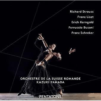 Strauss / Korngold / Busoni - Orchestral Works [SACD] USA import