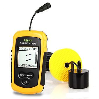 Portable Sonar Fish Finders Fishing Lure Echo Sounder