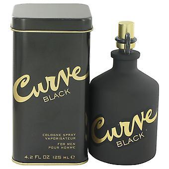 Curve svart av Liz Claiborne Cologne Spray 4.2 oz