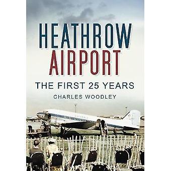 Aéroport d'Heathrow par Charles Woodley