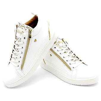 Sneaker - Majesty White Gold - Wit